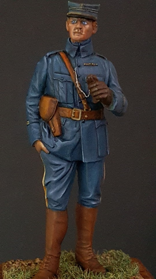 Lieutenant  d'infanterie 1915 21151410