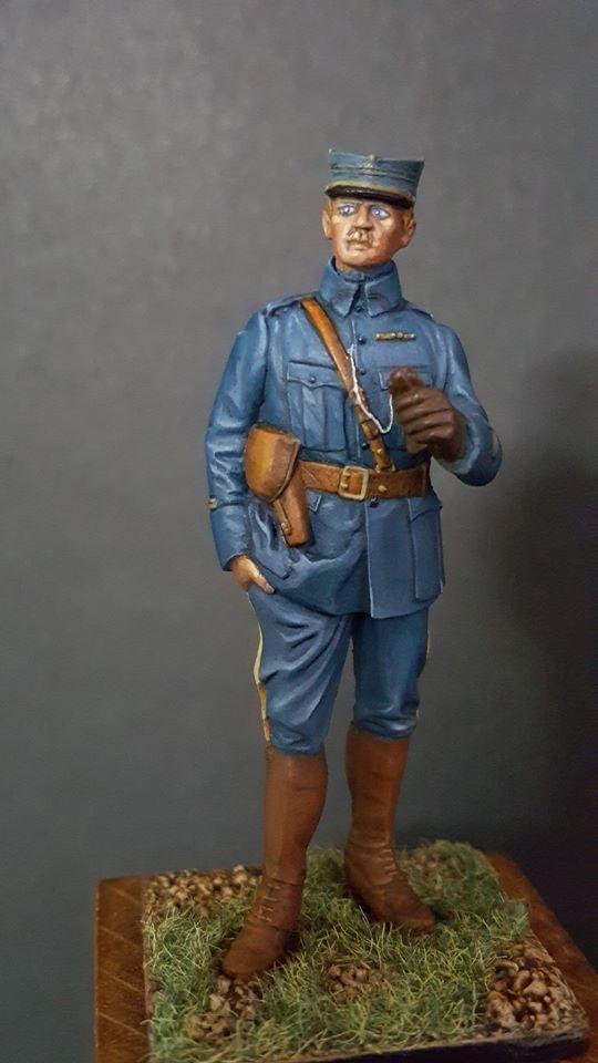 Lieutenant  d'infanterie 1915 21192210