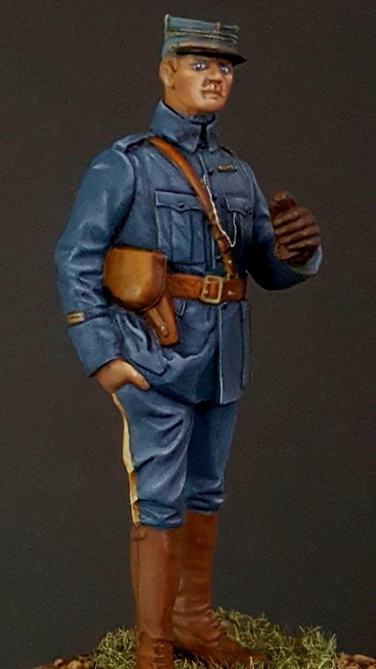 Lieutenant  d'infanterie 1915 21232110