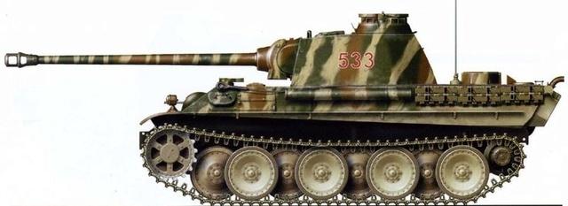 Panzer Lehr sous la neige Ardennes 44 F97e5610