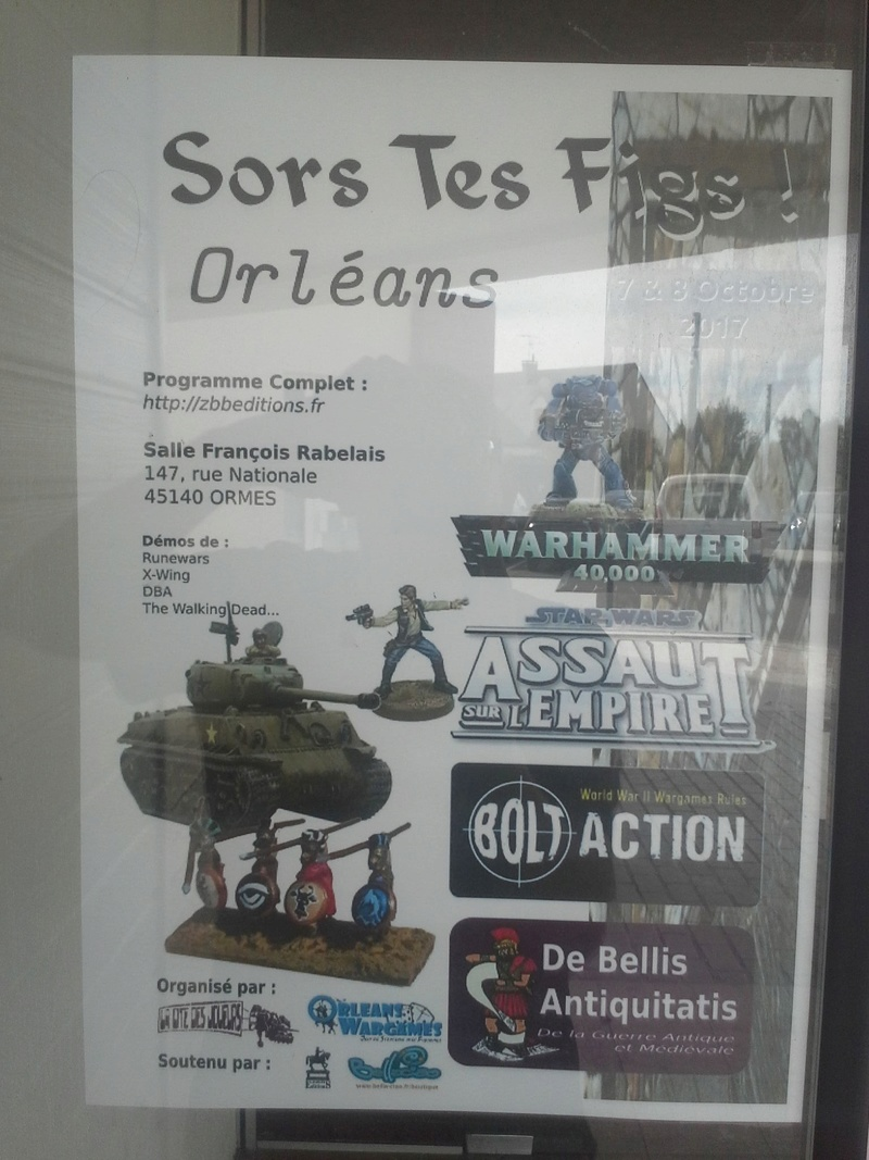 Sors Tes Figs Orléans Poster12