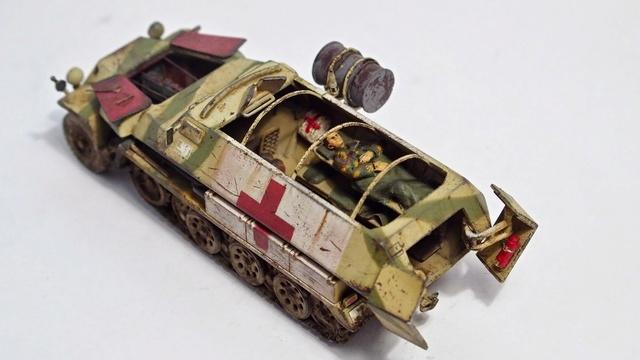 Panzer Lehr pour Saumur - Page 3 Sdkfz-10