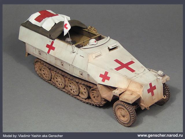 Panzer Lehr pour Saumur - Page 3 Sdkfz-11