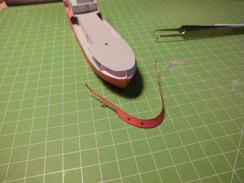 Feuerschiff Borkumriff  1:250  Cimg3219