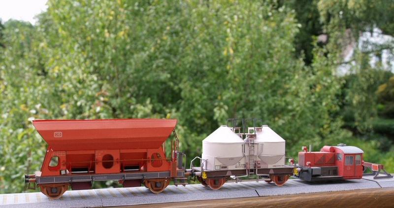Selbstentladewagen  ca. 1:54 von A. Pirling P8273910