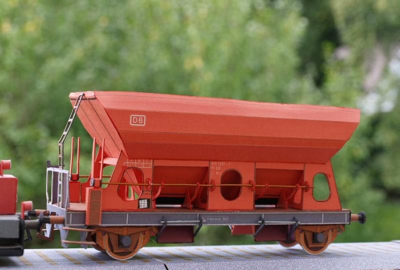 Selbstentladewagen  ca. 1:54 von A. Pirling P8273911
