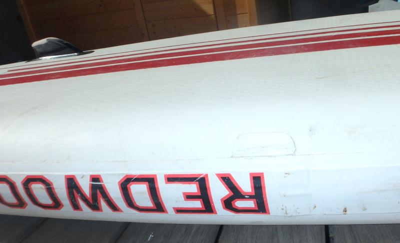 A vendre gonflable Redwoodpaddle 9'6 Pro, 35' de large - 290 euros P9201310