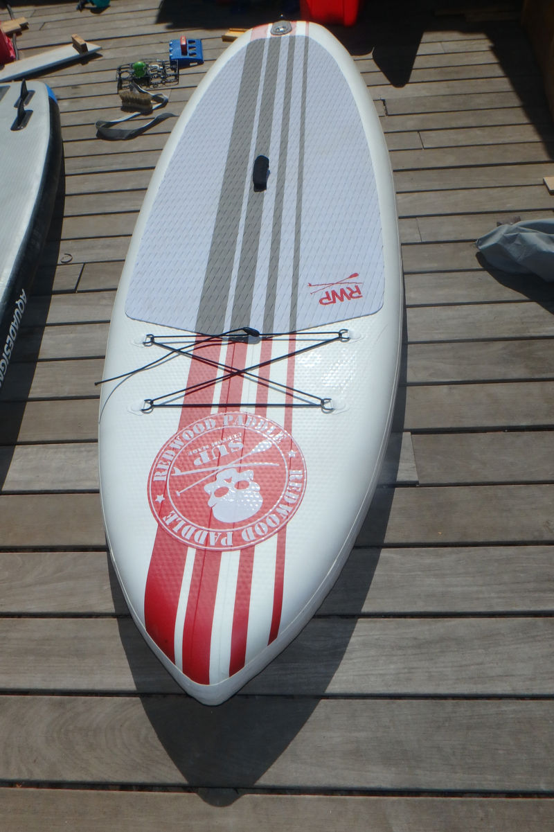 A vendre gonflable Redwoodpaddle 9'6 Pro, 35' de large - 290 euros P9201311