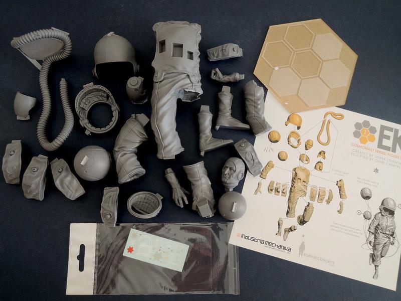 EK Cosmonaut #3 InMech 0110