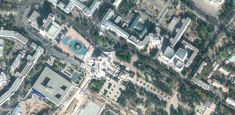 Arche d'Ashgabat - Turkménistan 201010