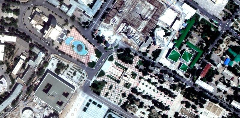 Arche d'Ashgabat - Turkménistan 201210