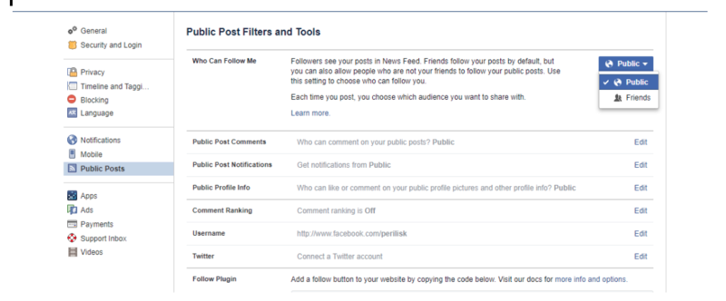 Facebook Communications Policy Screen10
