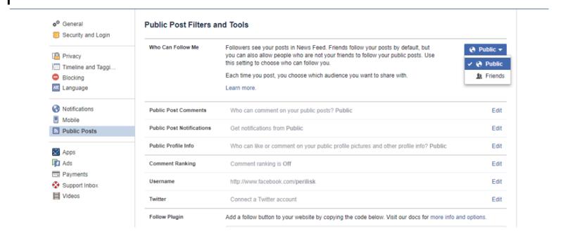 Notre politique de communication Facebook Screen13