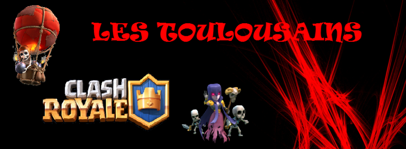 FORUM DU CLAN LES TOULOUSAINS