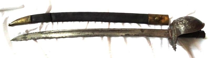 Sabre de bord modèle 1811 Dsc04115