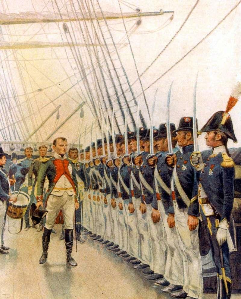 Sabre de bord - Premier Empire Napoly10