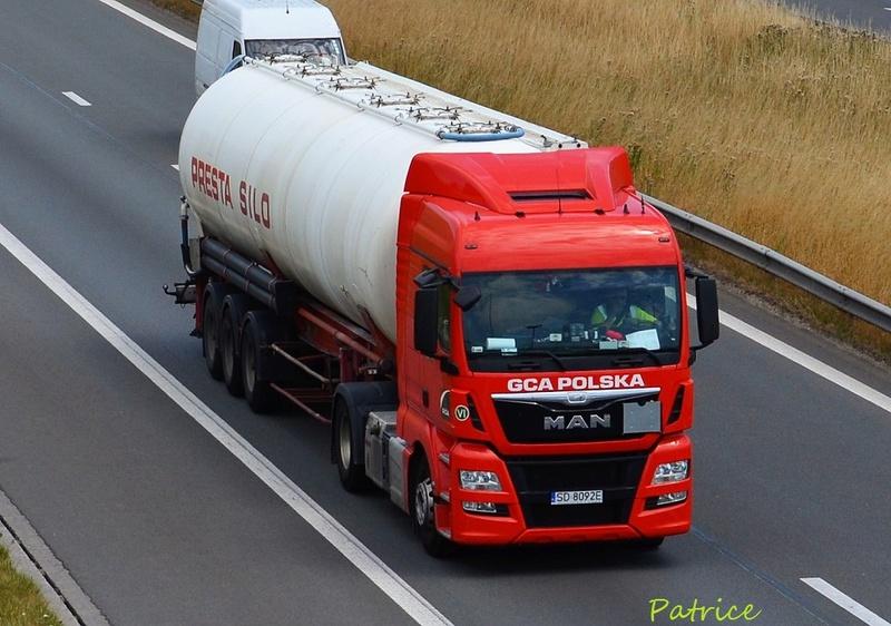 GCA  Polska  (groupe Charles André)(Dabrowa Gornicza) 13015