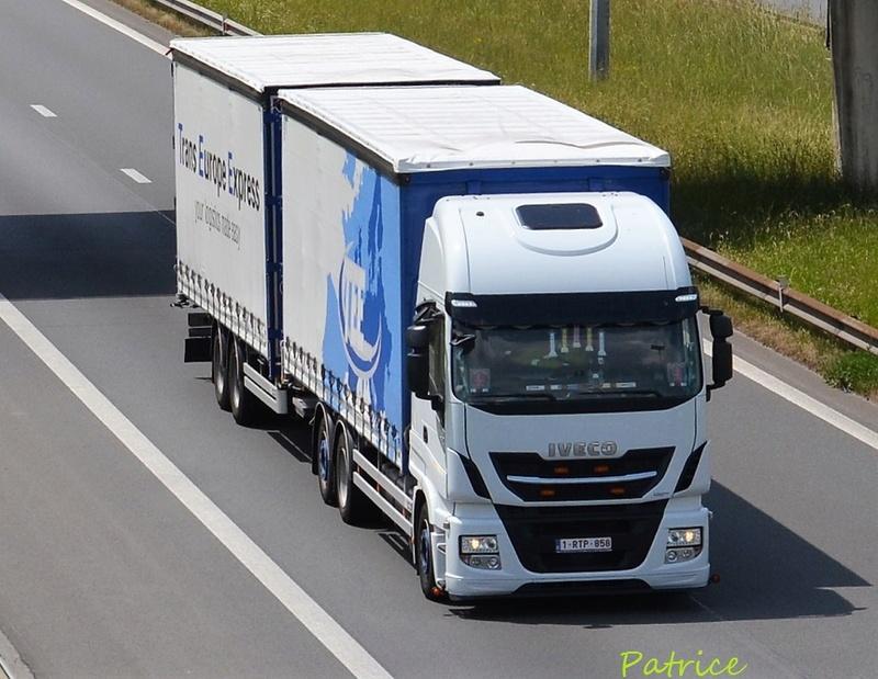 TEE  Trans Europe Express (Erpe-Mere) 13016