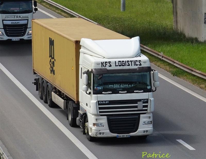 KFS  Logistics  (Poissy, 78) 14310