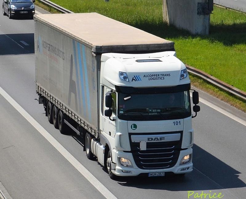 Alcopper Trans Logistics. (Katowice) 20811