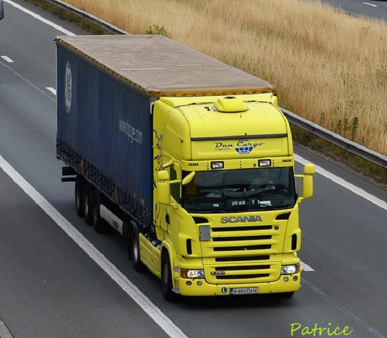 Dan Cargo Logistic  (Bucarest) 22013