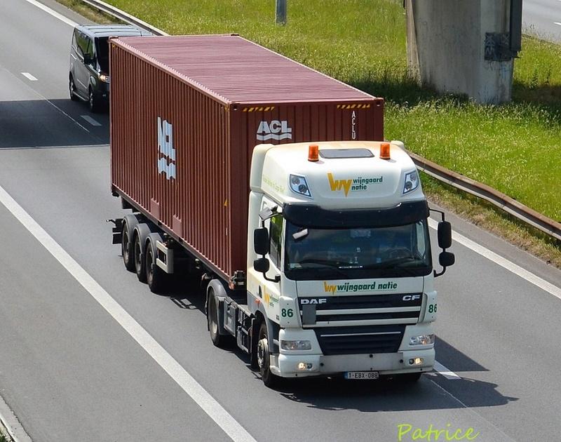 Wijngaard Natie Transport (Anvers) 23912