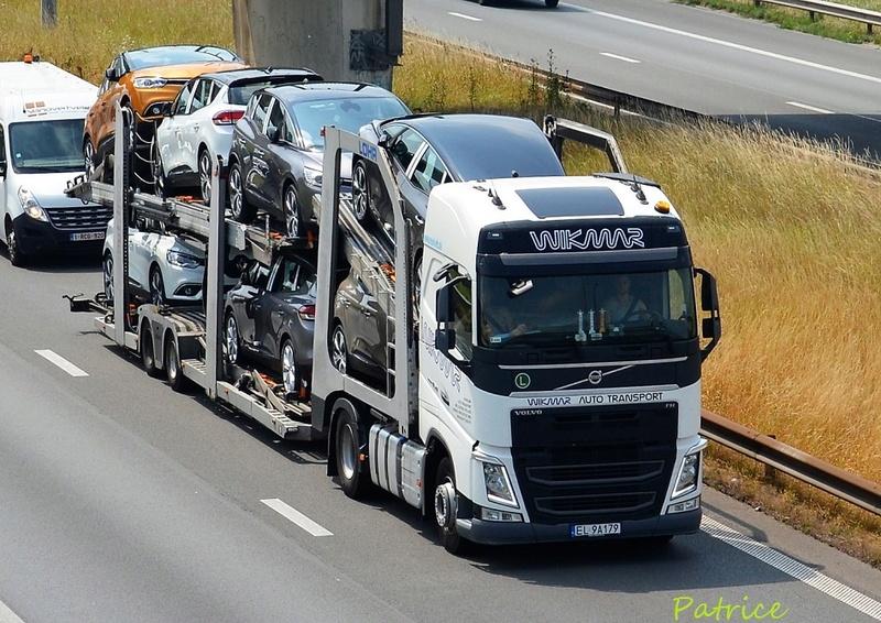 Wikmar Auto Transport 25813