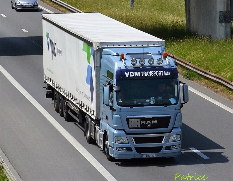 VDM  Transport  (Geraardsbergen) 2715