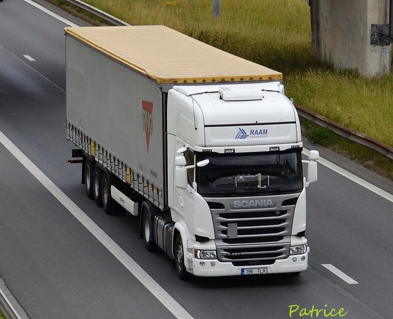 Raam Transport  (Voru) 2911
