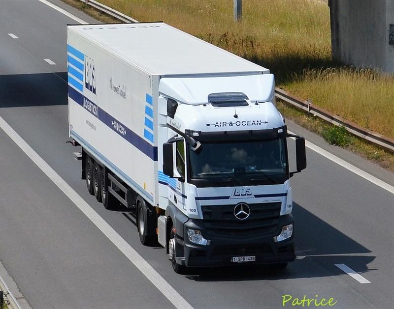 BOS Logistics & Transport (Bergschenhoek - Schiphol) 5413