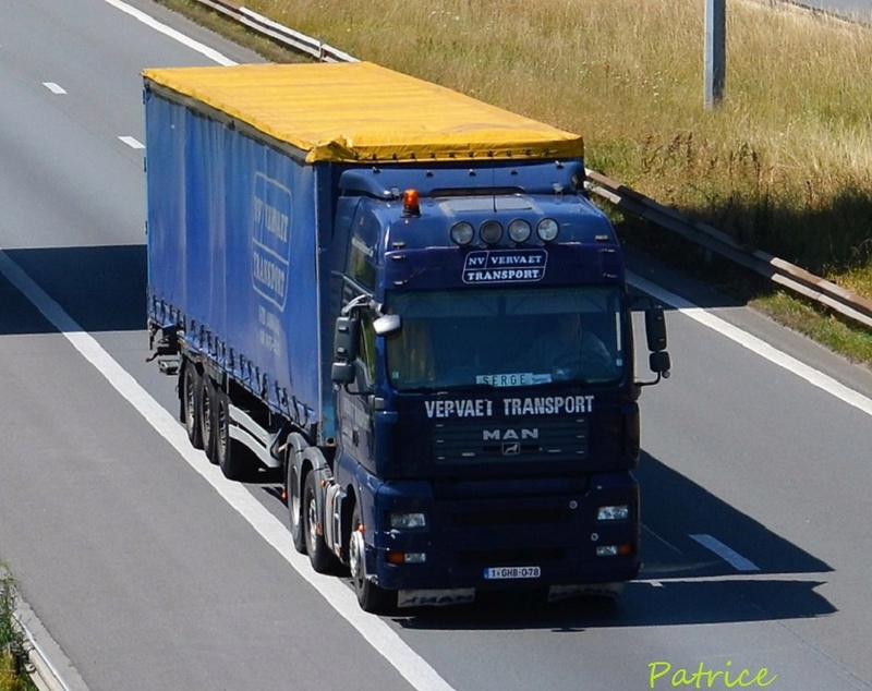Vervaet Transport  (Laarne - Kalken) 6613
