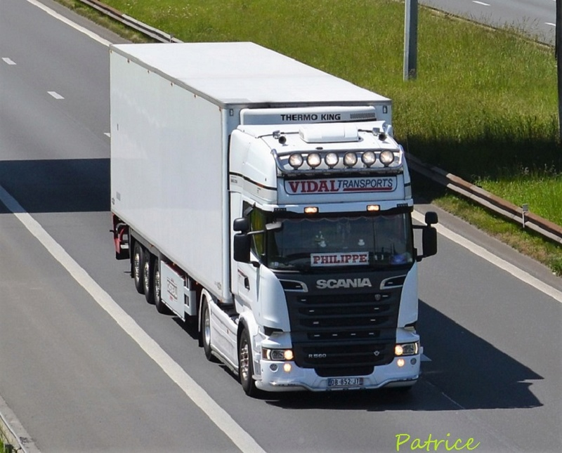 Vidal Transports  (Lunel, 34) 7111