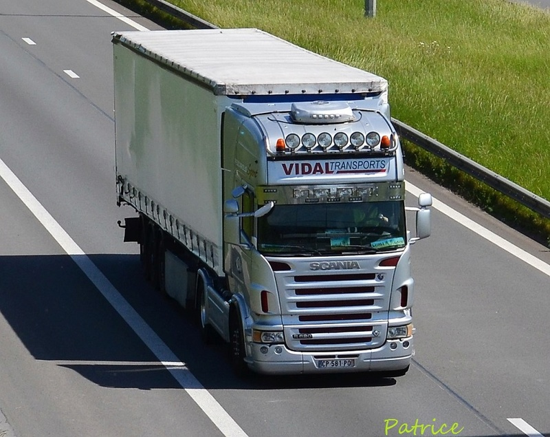 Vidal Transports  (Lunel, 34) 9110