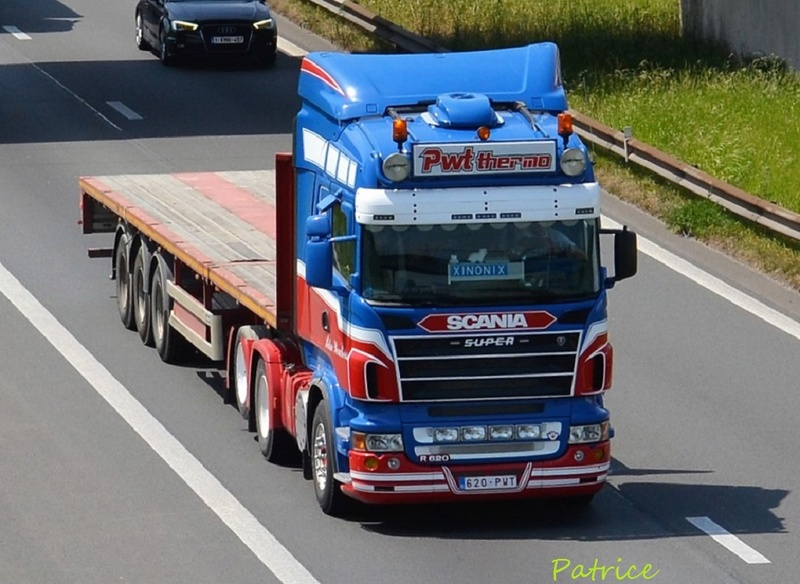 PWT Thermo (Peter Wouters Transports)(Laakdal) 9212