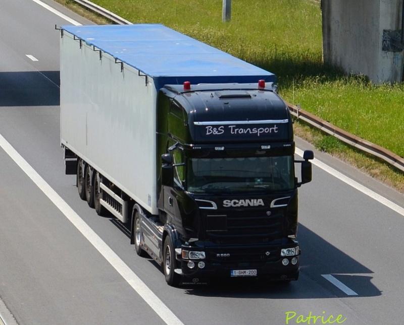 B & S Transport (Merchtem) 9511