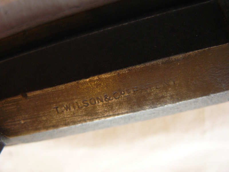 "Fusil Anglais ""Wilson & Cos"" 1867 - Page 2 P1070913"