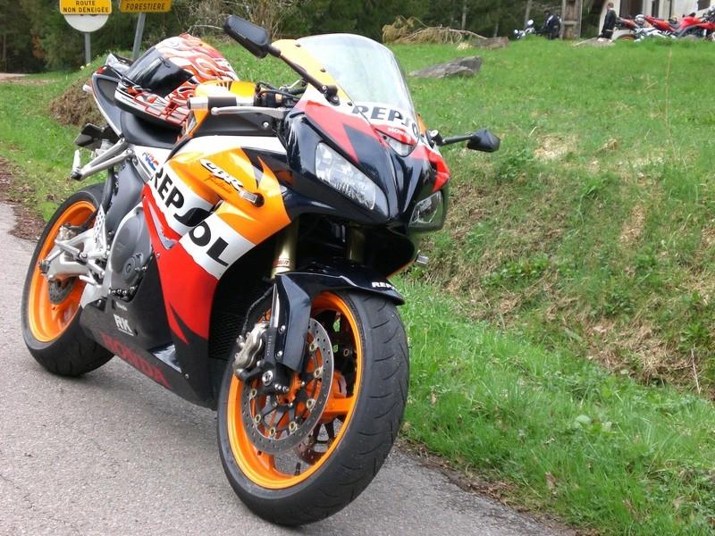 Honda CBR 1000 RR 2007 Repsol Repsol10