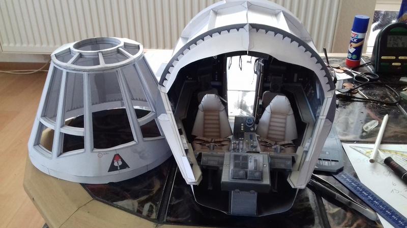 Millennium Falcon von Uhu 02 00811