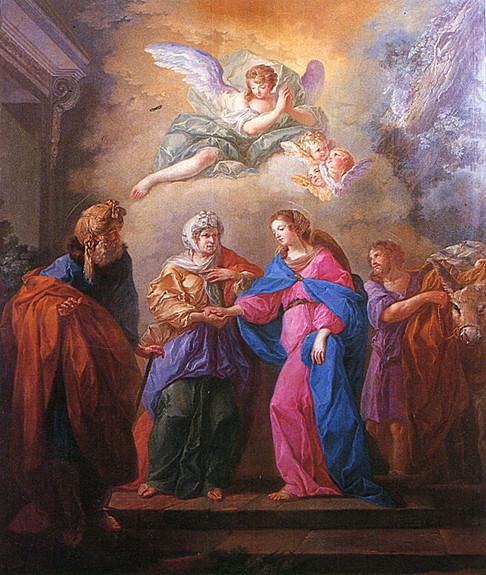 Visitación de María /  Inscripción,  fechada en 1782 (R.M. SXVIII-C134) 11498_10