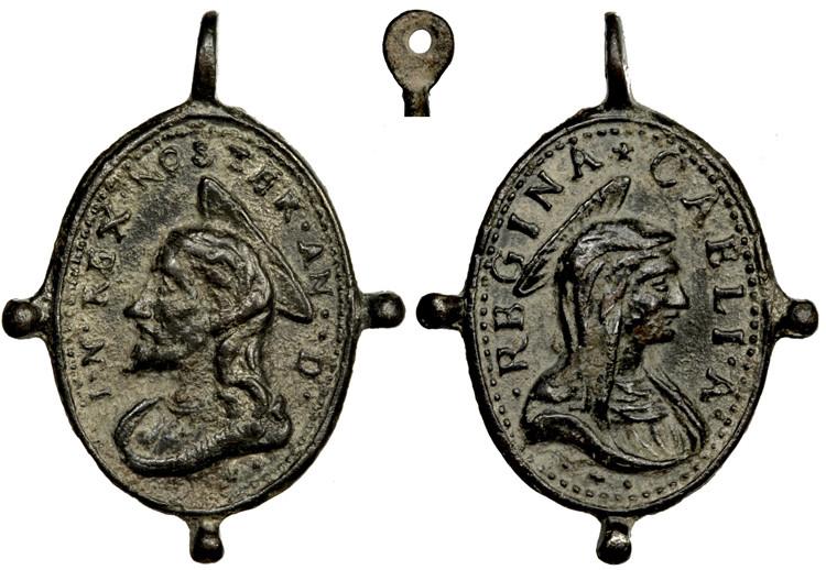 Salvator Mundi / Mater Salvatoris - Pezuelada (R.M.SXVII-O455) Jesucr10