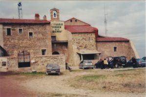 Virgen de la Sierra de Villarroya/San Pascual Bailón s.XVII ( R.M. SXVII-P126) Santua10