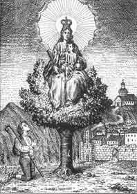 Virgen de la Sierra de Villarroya/San Pascual Bailón s.XVII ( R.M. SXVII-P126) Sierra10
