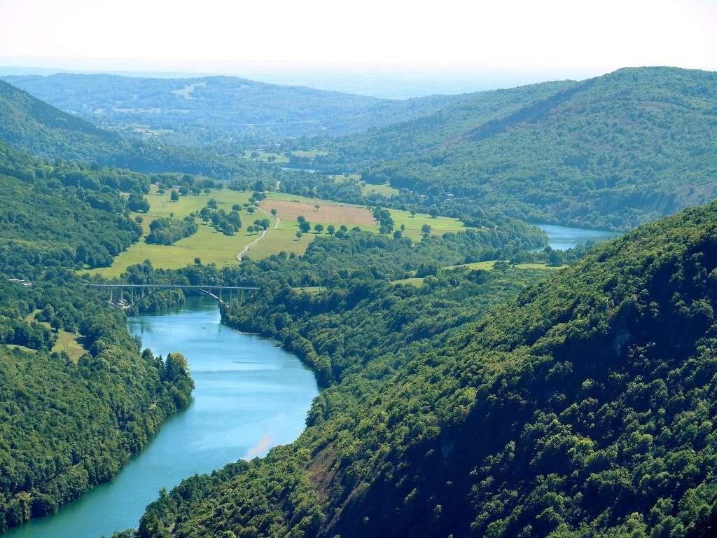 Les Gorges de l'Ain 86873510