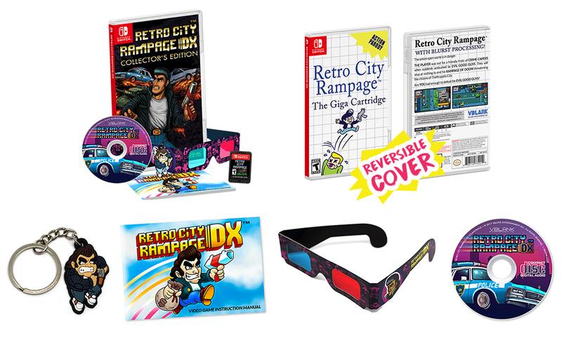 Retro City Rampage DX sur switch en boite le 9 octobre 94c4cc10