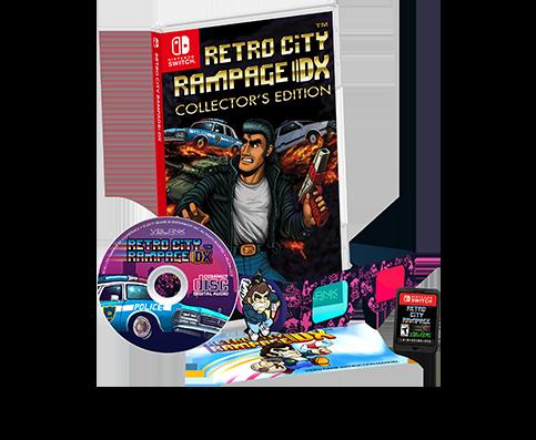 Retro City Rampage DX sur switch en boite le 9 octobre Rcrdx_11