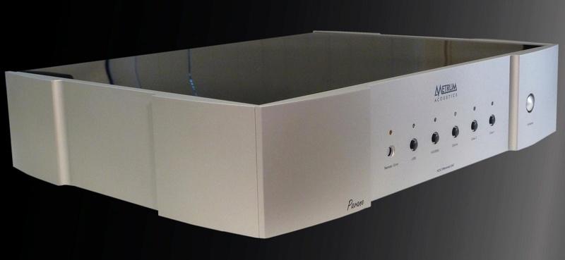 (VT)vendo Metrum Pavane pari al nuovo,completo di tutto e in garanzia. Zilver10