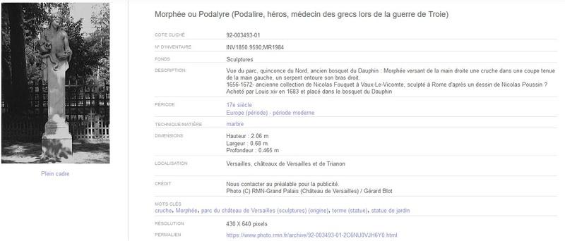 Morphée, dieu des songes Podaly10