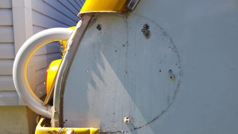 Infiltration d'eau Soyez vigilant !!! Faite vos inspections rigoureusement 19403511