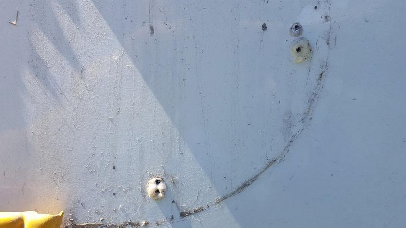 Infiltration d'eau Soyez vigilant !!! Faite vos inspections rigoureusement 19449410