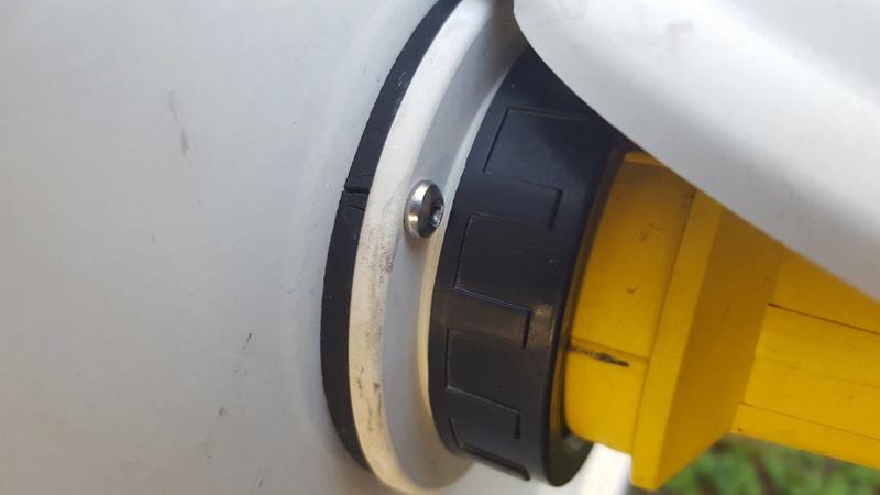 Infiltration d'eau Soyez vigilant !!! Faite vos inspections rigoureusement 19449411